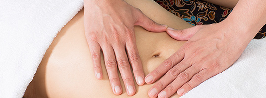 Chi Nei Tsang (CNT), massage on the abdomen