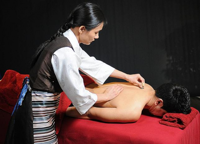 Massage for Travelers
